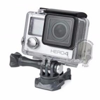 Jual TMC 360 Turntable QD Buckle for Gopro & Xiaomi Yi - HR243 - Black Murah