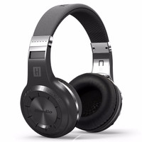 Jual Bluedio H+ Turbine Wireless Bluetooth Headphone - Hitam Murah