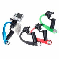 Jual TMC Curve Stabilizer for GoPro / Xiaomi Yi / Xiaomi Yi 2 4K - HR255 Murah