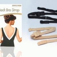 Jual LOW BACK BRA STRAP STRIP (TALI BH BACKLESS) [Harga Distributor/ Murah] Murah