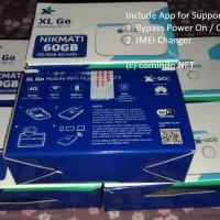 Jual Modem MiFi WiFi - Huawei E5573 Cs-609 - XL GO - Lock - Tanpa Perdana Murah
