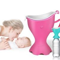 Jual PEZ Female Travel Urinal Corong Alat Bantu Pipis Anak Baby Urinoir Murah