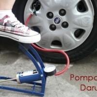 Jual Pompa Injak Darurat (bisa untuk ban motor, mobil, seped Berkualitas Murah