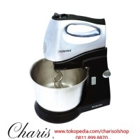Jual SIGNORA - Hand Mixer With Bowl Murah