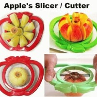 Jual Apple Slicer Cutter Pemotong Buah Apel Pear fruit slice pisau Murah
