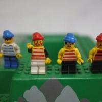 Jual Trending Lego Pirate Henchman Eceran - Lego Medieval Castle Minifigure Murah