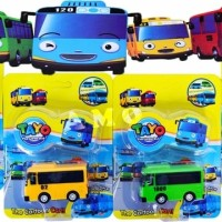 mainan anak LITTLE BUS TAYO - MOBIL TAYO
