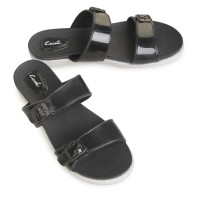 Sandal Casual Carvil Uttaran 03L-Black