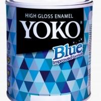 Jual Cat Yoko High Gloss Enamel Lucky Green 0,7Lt Murah