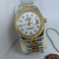 Jam Tangan Wanita Rolex Oyster Otomatis super premium