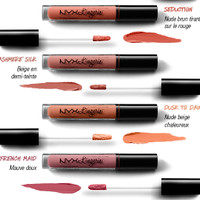 Jual NYX Lip Lingerie Liquid Lipstick - NEW COLOR Murah