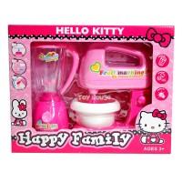 Jual Mainan Anak Cewek Mixer Blender Hello Kitty - Kado Anak Murah Murah
