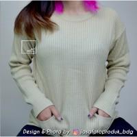 Jual Pocky Sweater Wanita  Murah