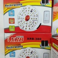 Jual Lampu Emergency Fitting Remote XRB 635 SMD 35 LED Murah