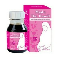 Jual Madu Ibu Hamil Al Mabruroh Original Murah