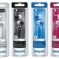Jual Philips In-Ear Headphones with Mic SHE 3515 Murah