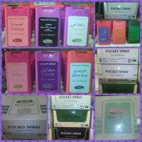 Jual MURAH DOBHA Parfume ARAB Pocket Spray 18ml | Parfum Al Rehab Alrehab  Murah