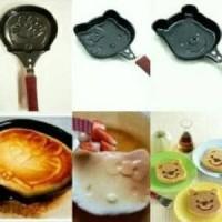 Jual MURAH Wajan Teflon / Frying Pan hello kitty Murah