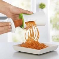 Jual PROMO MURAH Vegetable Twister Slicer Alat Potong Spiral Buah Sayur Da Murah