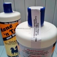 Jual Promo!!! Shampoo Kuda Mane 'N Tail 946Ml (Kemasan Jumbo) Original Usa Murah