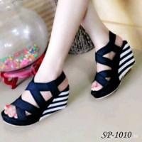 Jual Sandal Wanita / Sepatu Wanita / Wedges / Sneakers / Heels Murah