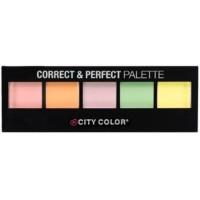 Jual CITY COLOR Correct & Perfect Palette Corrector 100% Murah