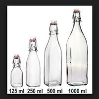 Jual IMPORT - 500ml (Botol) Bormioli Rocco Swing Bottle [Hotel / Cafe] Murah