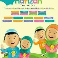 Jual BUKU Boneka ngaji Hafiz dan Hafizah versi 2.0 reborn ori Murah