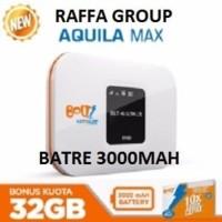 Jual MiFi Modem Wifi Bolt AQUILA Free Bolt 8GB Garansi 1 Tahun Murah