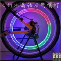 Jual Tutup Pentil LED Ban Motor Mobil Sepeda 7 Warna Warni Magic Tire Light Murah