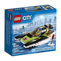 Jual Lego 60114 City - Race Boat Murah