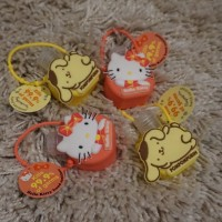 hand Sanitizer (hello kitty & pompompurin)