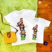 Jual Kaos Avengers T-shirt Basic Tee Murah