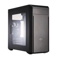 Jual Cooler Master MasterBox Lite 3 Window Micro ATX Mini Tower Case Murah