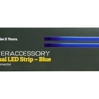 Jual Cooler Master Universal Single Color LED Strip - Blue Murah