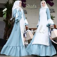 Jual busana muslim butik SHAFA by Caseli