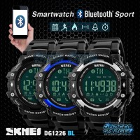 SKMEI Smartwatch Bluetooth Sport Tracker DG1226 BL Smartphone Connect