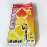 Jual Antena Outdoor & Indoor - TOYOSAKI AIO-200 Murah