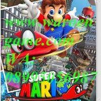 Nintendo Switch / N Switch / Switch Super Mario Odyssey (English)