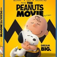 The Peanuts Movie DVD + Digital HD + Blu-ray