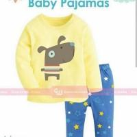 baju tidur bayi pakaian tidur bayi import gw