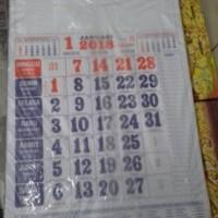 Jual Kalender Dinding 2018 Murah