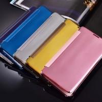 Case Samsung Galaxy J5 pro J530 Flipcover Miror Flip Case Hp