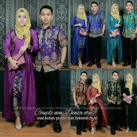 Jual Batik Couple New Denia Etnic Murah