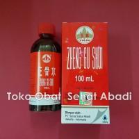 Zheng Gu Shui 100 ml (Obat oles untuk tulang retak, keseleo, memar, bengkak, rematik dan lancar darah)