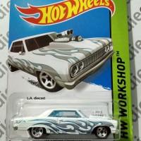 Hot Wheels 2014 - '64 Chevy Chevelle SS White