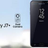 HP SAMSUNG GALAXY J7 PLUS RAM 4GB ROM 32GB GRS RESMI 1 TAHUN