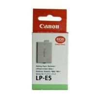 Baterai kamera DSLR canon 450D / 500D / 1000D LP-E5 BEST!