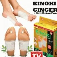 Jual Jual Kinoki Gold Isi 10 Ginger & Salt - Berbau Jahe, Asli ! ! ! Harga Murah