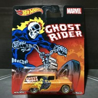 Hot Wheels Chevy Panel Ghost Rider Marvel Pop Culture Ban Karet